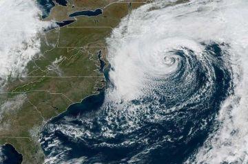 Se forma en el Atlántico Melissa, una tormenta tardía y norteña