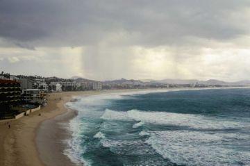 La tormenta tropical Ivo se encuentra a 700 km de Cabo San Lucas y propicia lluvias al noroeste del país