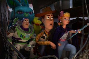 'Toy Story 4' reina en taquilla y acaba con la mala racha de las secuelas