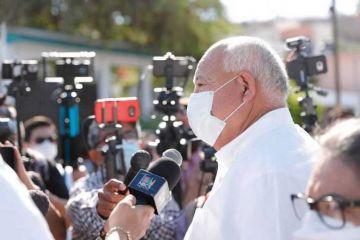 Conteo rápido otorga ventaja al candidato a gobernador de BCS Víctor Castro