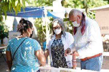 Víctor Castro, candidato por la coalición Morena-PT, respetará la voluntad
