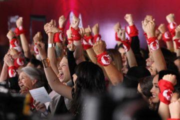#YaEsHora, la reivindicación feminista que inundó los Premios Ariel